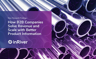 How B2B Companies Solve Revenue and Scale with Better Product Information