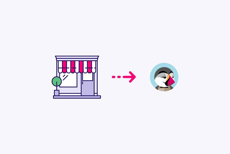 How much does it cost to create a store in PrestaShop