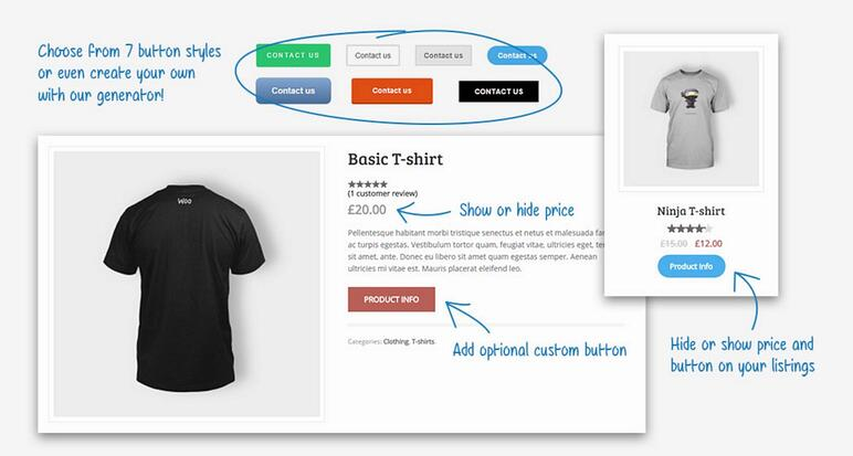 WordPress plugin for store without shopping cart
