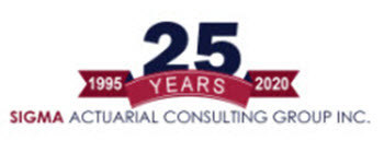 SIGMA Actuarial Consulting Group, Inc. celebrates 25 years in business this year.