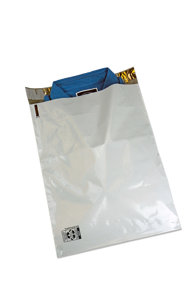 Novolex brand Shields is stepping up production of its innovative poly mailers to help companies ship their products more reliably and securely. Manufactured in the USA, the Shields eCommerce mailer bag is durable, puncture resistant and waterproof. Its easy-to-use closure uses a secure, pressure-sensitive adhesive with an anti-static release liner. And it's recyclable. Shields' poly mailers come in a variety of sizes and are available for sale at https://www.shieldssecuritybags.com.
