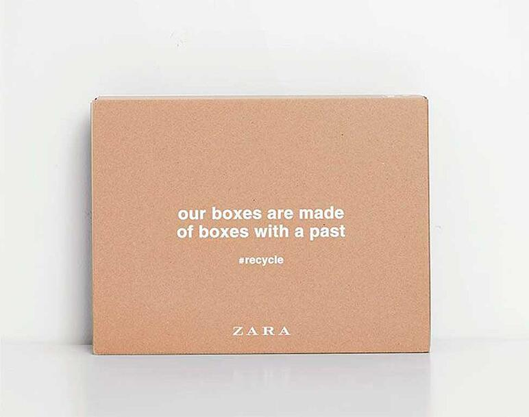Sustainable packaging for ecommerce