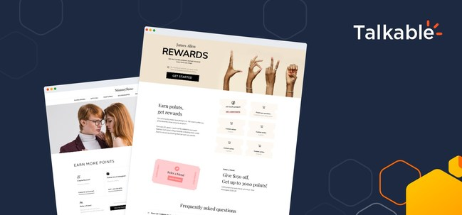 Talkable Launches Loyalty Program, Highly Customizable Solution for eCommerce Brands