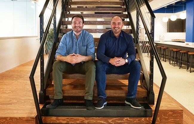 Connor and Salim co-founded Downstream in 2017.