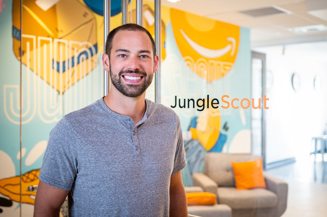 Greg Mercer is the founder and CEO of Jungle Scout.
