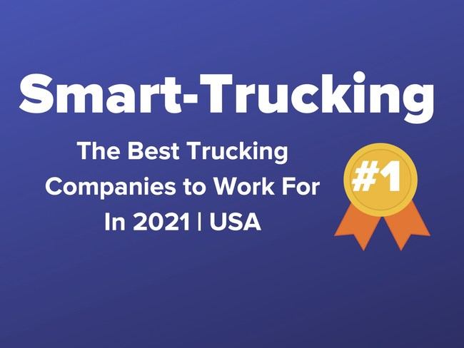 GP Transco was ranked as the best trucking company to work for by Smart-Trucking