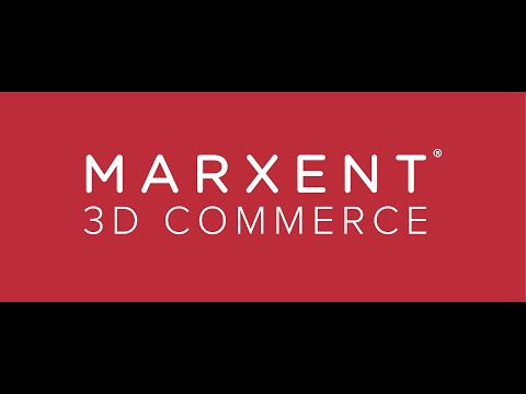 Marxent Room Commerce - 3D Digitally Assisted Selling and Ecommerce