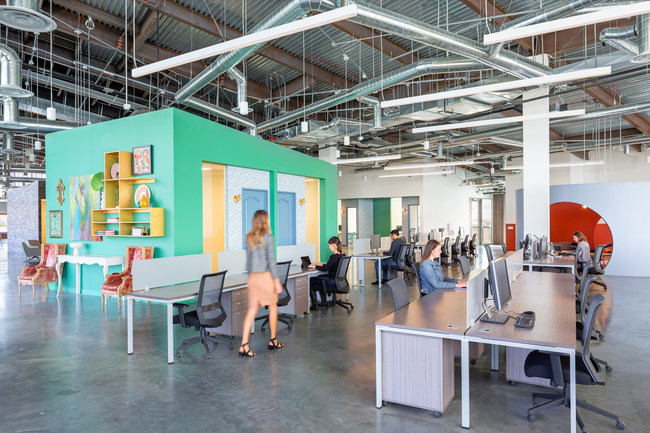 Approximately 55 ModCloth employees will be working out of Nogin's Tustin headquarters (pictured here) and ModCloth's Pittsburgh, Pa. call center.