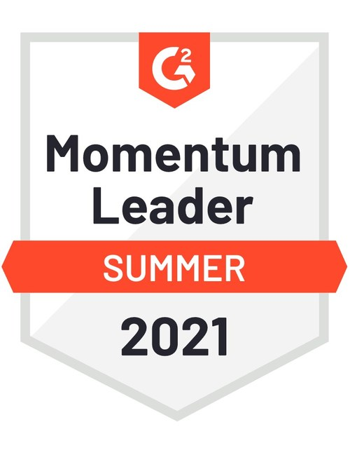 """Phonexa has been named a """"Momentum Leader"""" in G2's Momentum Grid Report for Inbound Call Tracking"""